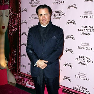 Andy Garcia in The Launch Of Tarina Tarantino Beauty presented at Sephora