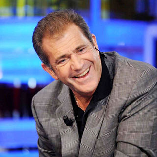 Mel Gibson in The Spanish Television Program 'El Hormiguero'