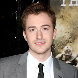 Joe Mazzello in Los Angeles Premiere of HBO's new mini series 'The Pacific'