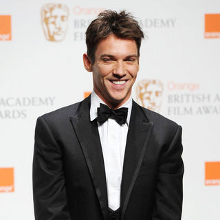 Jonathan Rhys-Meyers in The Orange British Academy Film Awards (BAFTA Awards) - Press Room