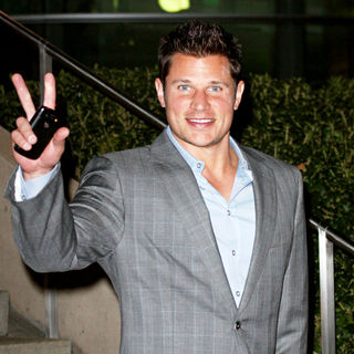 Nick Lachey in The FEED Foundation/Hungry In America Project Benefit Hosted by Vanity Fair