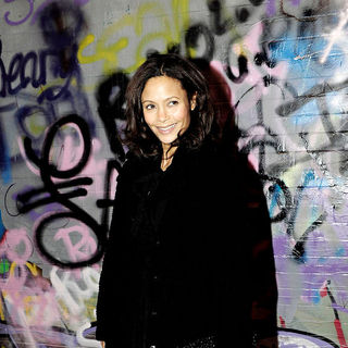 Thandie Newton in Banksy: Exit Through the Gift Shop - Film Premiere
