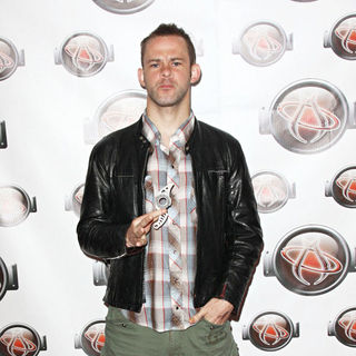 Dominic Monaghan visiting Giftings Services