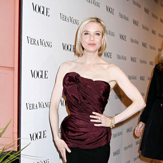 Renee Zellweger in Vera Wang's Los Angeles Boutique Launch