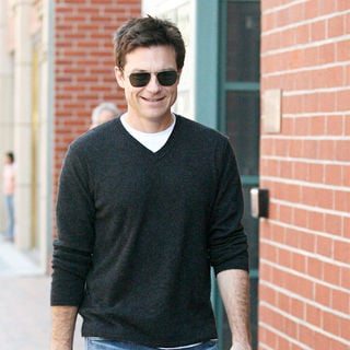 Jason Bateman in Jason Bateman Leaving Anastasia in Beverly Hills