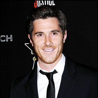 Dave Annable in 3rd Annual Pre-Oscar Hollywood Domino Gala