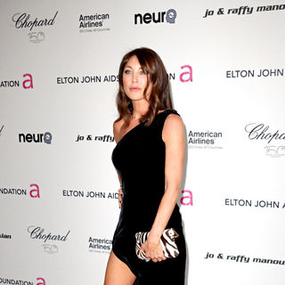 Tamara Mellon in 18th Annual Elton John AIDS Foundation Academy Awards (Oscars) Viewing Party - Arrivals