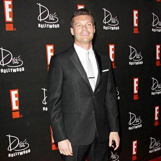 Ryan Seacrest - E! Oscar Viewing and After Party