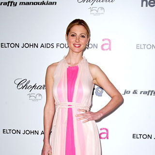 Eva Amurri in 18th Annual Elton John AIDS Foundation Academy Awards (Oscars) Viewing Party - Arrivals