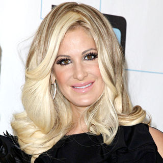 Kim Zolciak in Bravo's 2010 Upfront Party - Arrivals