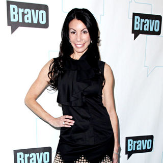 Danielle Staub in Bravo's 2010 Upfront Party - Arrivals