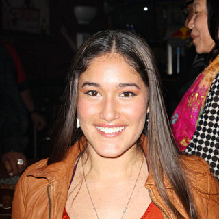 Q'Orianka Kilcher in Unity For Peace Benefit Concert World Tour