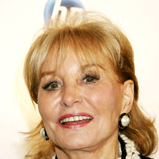 Barbara Walters in 13th Annual Women's Summit