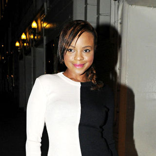 Keisha Buchanan in The Gala Fund Raising Night of 'Cat On A Hot Tin Roof'