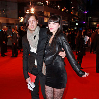 Carl Barat, Edie Langley in 'Remember Me' UK Film Premiere