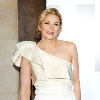 Kim Cattrall in The Laurence Olivier Awards