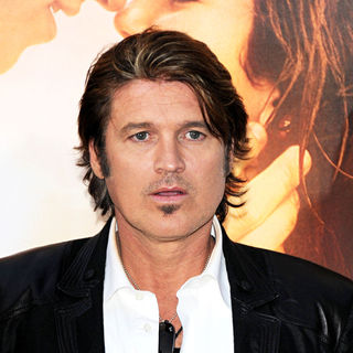 Billy Ray Cyrus in Los Angeles Premiere of 'The Last Song'
