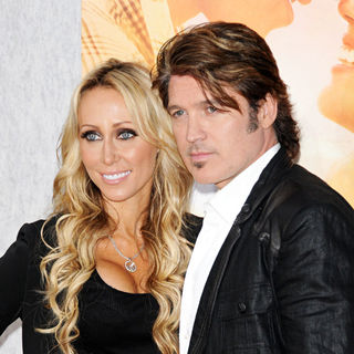 Billy Ray Cyrus in Los Angeles Premiere of 'The Last Song' - wenn2787851