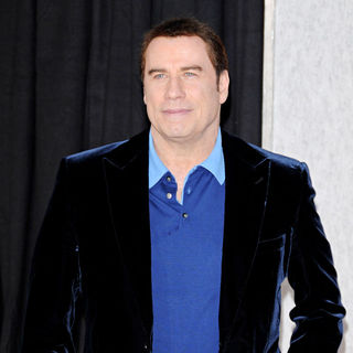John Travolta in Los Angeles Premiere of 'The Last Song'
