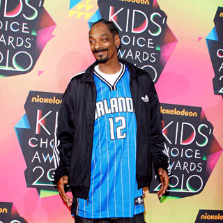 Snoop Dogg in Nickelodeon's 23rd Annual Kids' Choice Awards - Arrivals