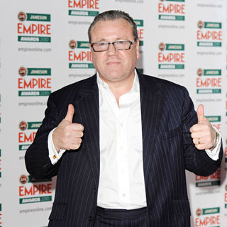 Ray Winstone in The Empire Film Awards 2010