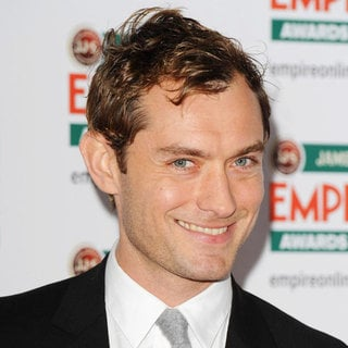 Jude Law - The Empire Film Awards 2010