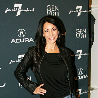 Danielle Staub in The Launch Party for The 15th Anniversary of The Gen Art Film Festival