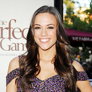 Jana Kramer in Premiere of 'The Perfect Game' - Arrivals