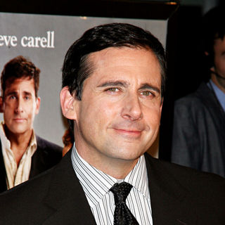Steve Carell in NYC Premiere of 'Date Night'