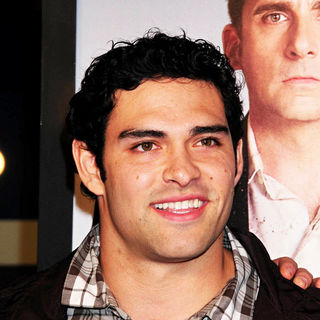 Mark Sanchez in NYC Premiere of 'Date Night'