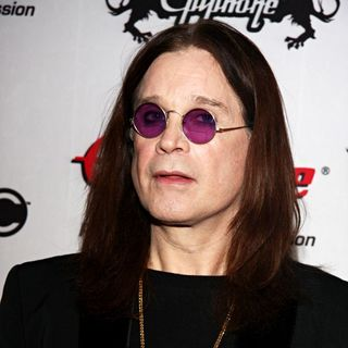 Ozzy Osbourne in Revolver Golden Gods Awards