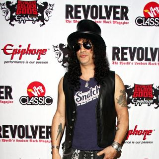 Slash - Revolver Golden Gods Awards