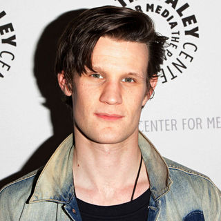 Matt Smith in The 'Who's Next? The New Era of Doctor Who' Screening
