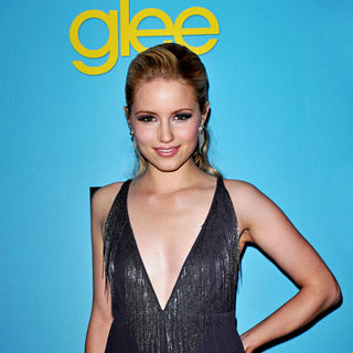 Dianna Agron in 'Glee' Spring Premiere Episode Outdoor Screening