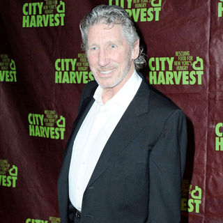 "Roger Waters in The City Harvest's 16th Annual ""An Evening of Practical Magic"""