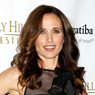 Andie MacDowell in 10th Annual International Beverly Hills Film Festival - Opening Night