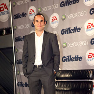 Landon Donovan in The Gillette - EA SPORTS Champions of Gaming Global Finals