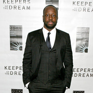 Wyclef Jean in The 12th Annual Keepers of the Dream Awards