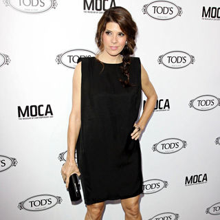 Marisa Tomei in Tod's Boutique Grand Opening - Arrivals