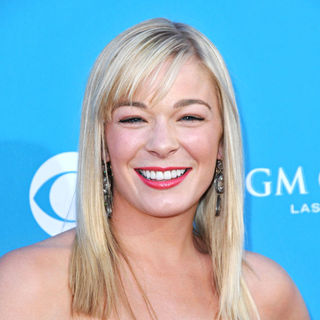 LeAnn Rimes in The 45th Annual Academy of Country Music Awards