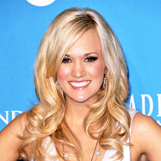 Carrie Underwood in The 45th Annual Academy of Country Music Awards - Press Room