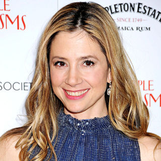 Mira Sorvino in The Cinema Society Screening of 'Multiple Sarcasms'