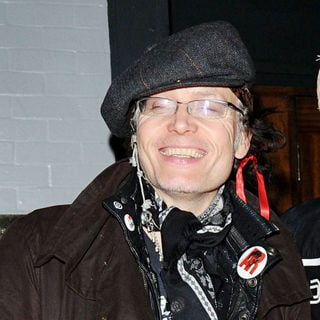 Adam Ant in Adam Ant Leaves Groucho Club