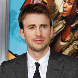 "Chris Evans in The LA Premiere of ""The Losers"""