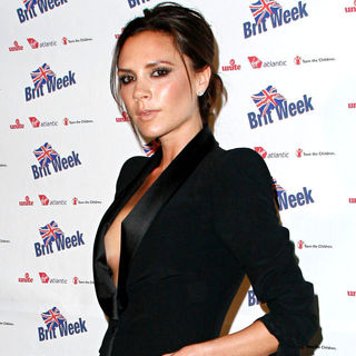 Victoria Adams - BritWeek 2010 Charity Event