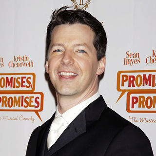 Sean Hayes in Opening Night After Party for The Broadway Musical 'Promises, Promises' - Arrivals