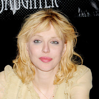 Courtney Love in Courtney Love performs to promote her new album 'Nobody's Daughter'