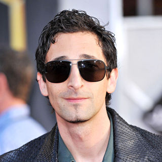 Adrien Brody in The 'Iron Man 2' World Premiere
