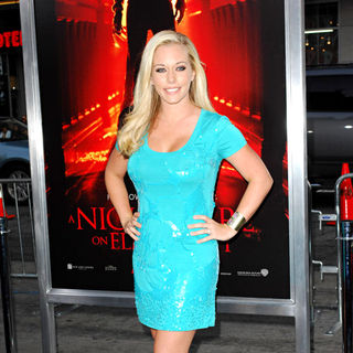 "Kendra Wilkinson in ""A Nightmare on Elm Street"" Los Angeles Premiere"