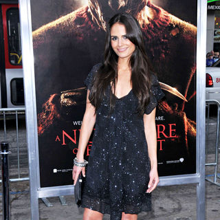 "Jordana Brewster in ""A Nightmare on Elm Street"" Los Angeles Premiere"